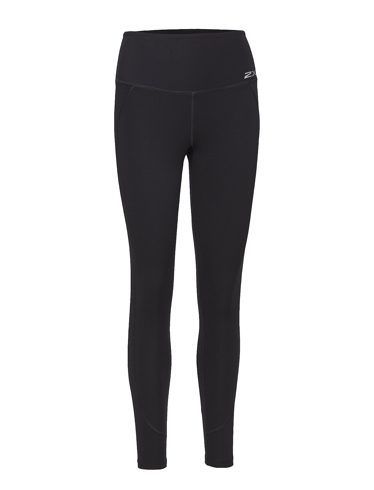 2XU Fitness Hi-Rise Comp Tights - BLACK/BLACK