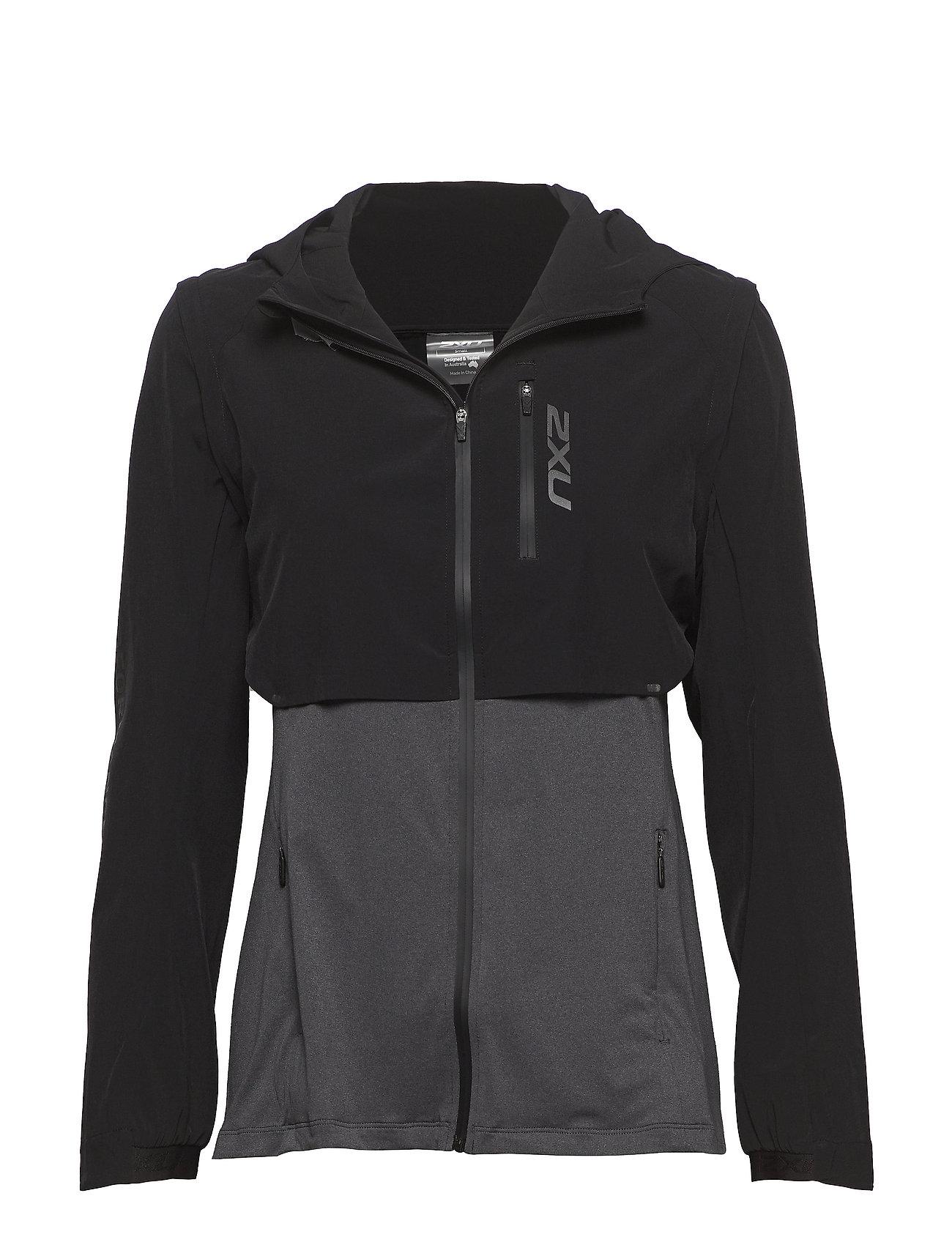 c184cae7 Ghst 2 In 1 Jacket-w (Black/black Marle) (83.40 €) - 2XU - | Boozt.com