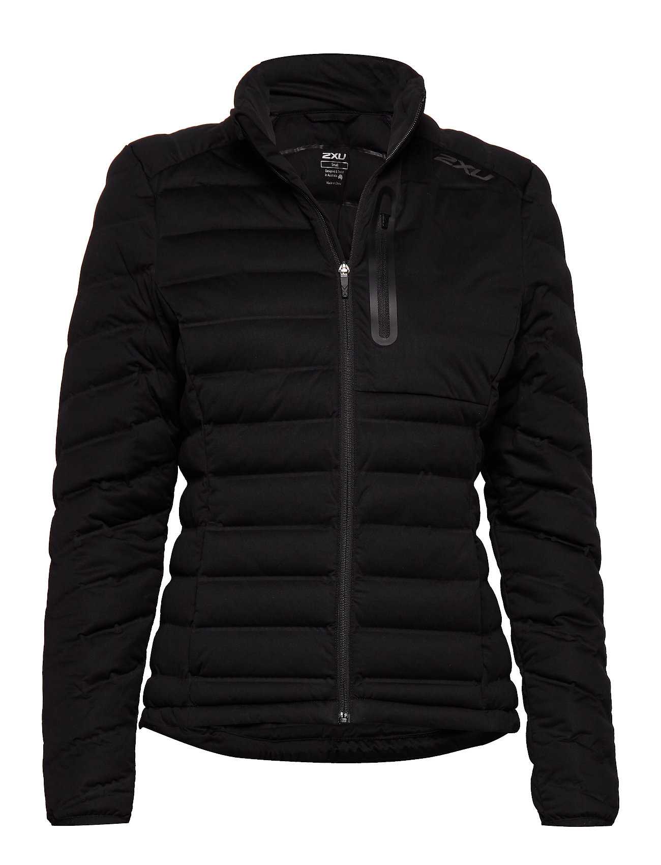2XU Pursuit Insulation Jacket - BLACK/BLACK