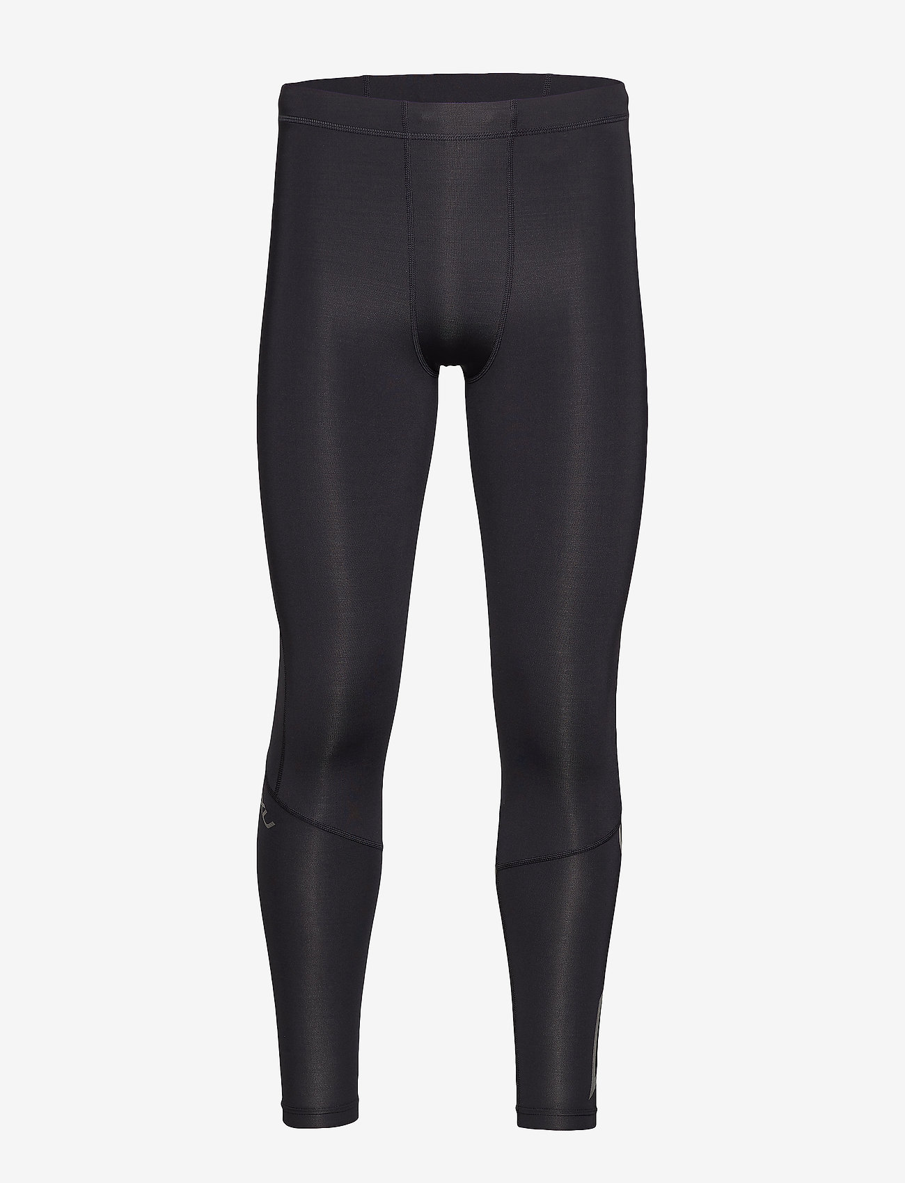 2XU - Run Comp Tights w/Back Storage-M - running & training tights - black/black reflective - 0