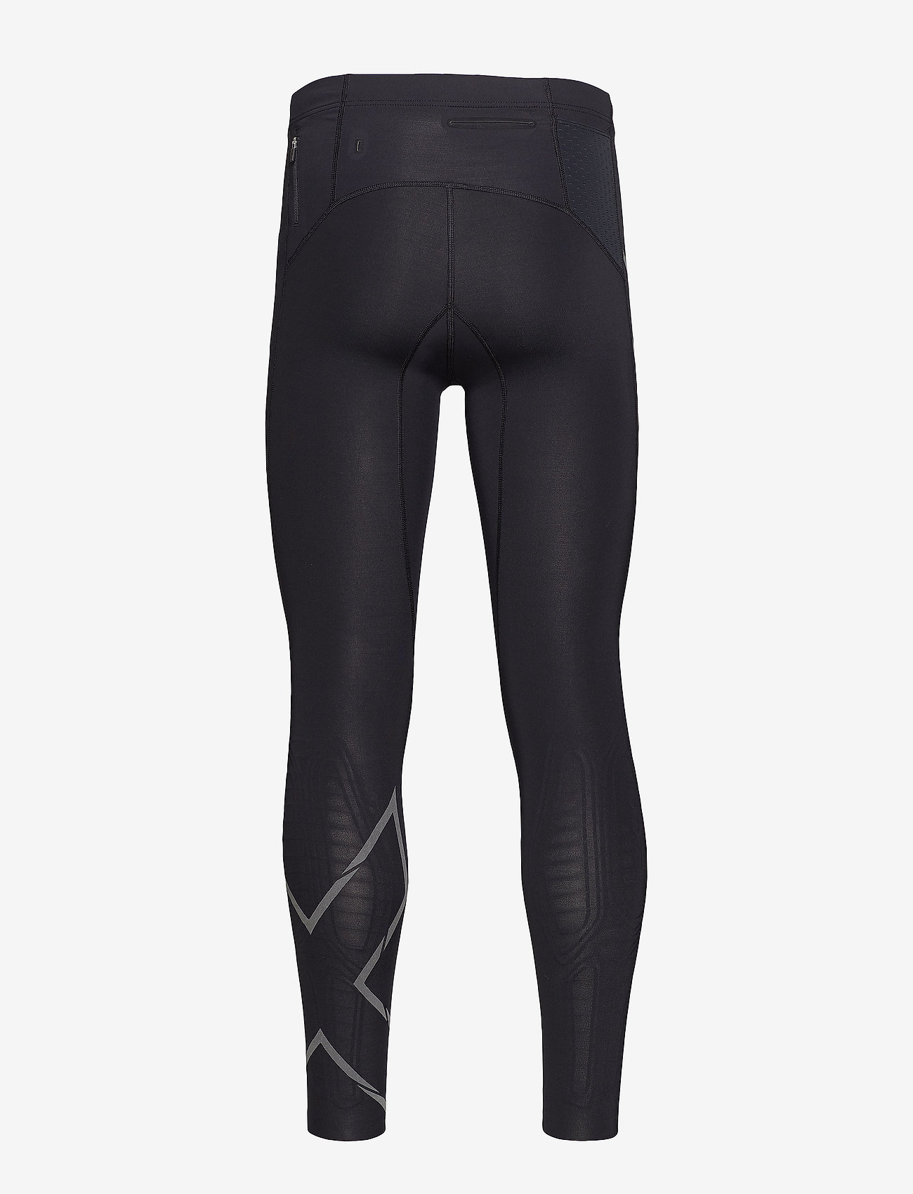 2XU - LIGHT SPEED COMPRESSION TIGHT - løbe- og træningstights - black/ black reflective - 1