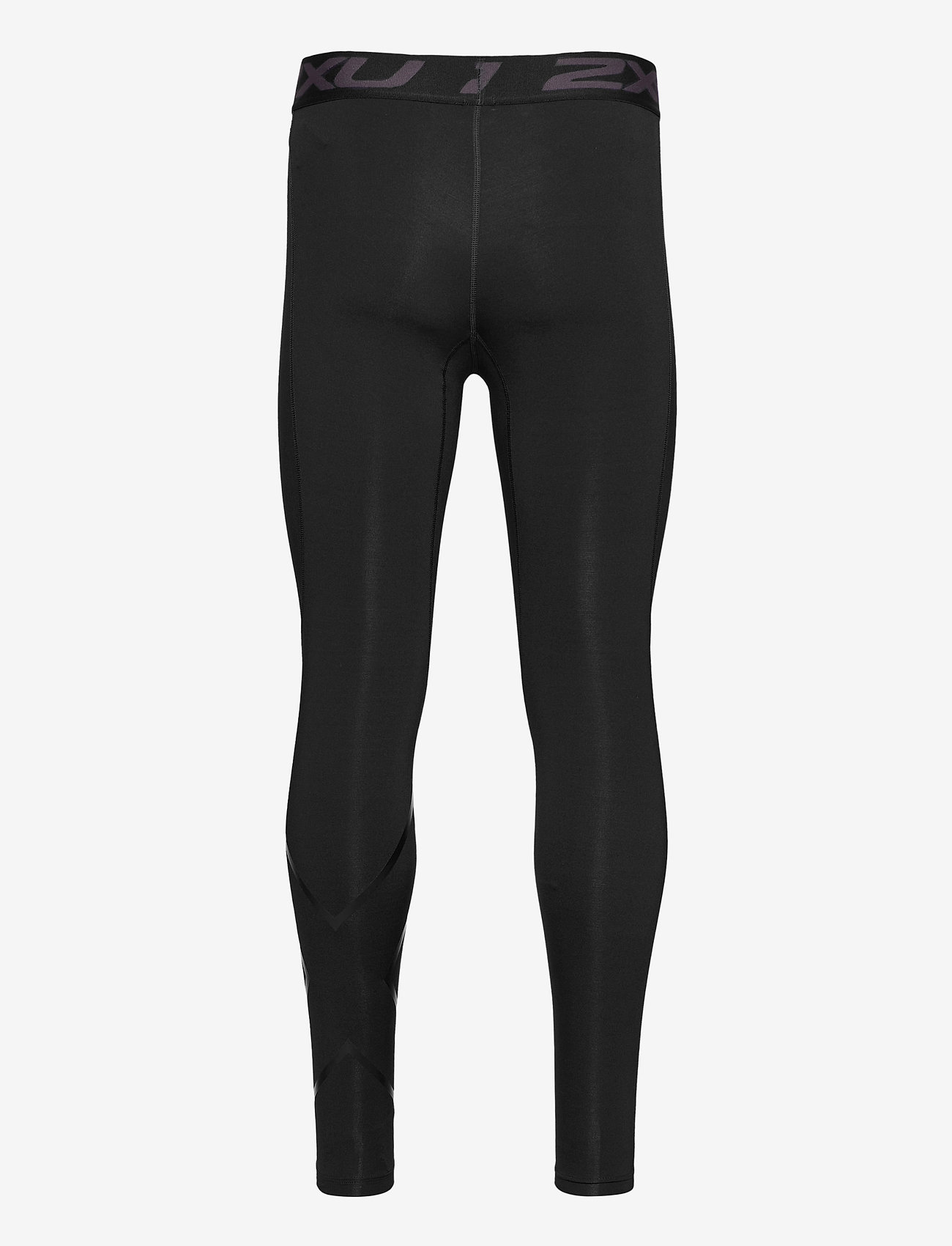 2XU - Thermal Accelerate Comp Tights-M - løbe- og træningstights - black/nero - 1
