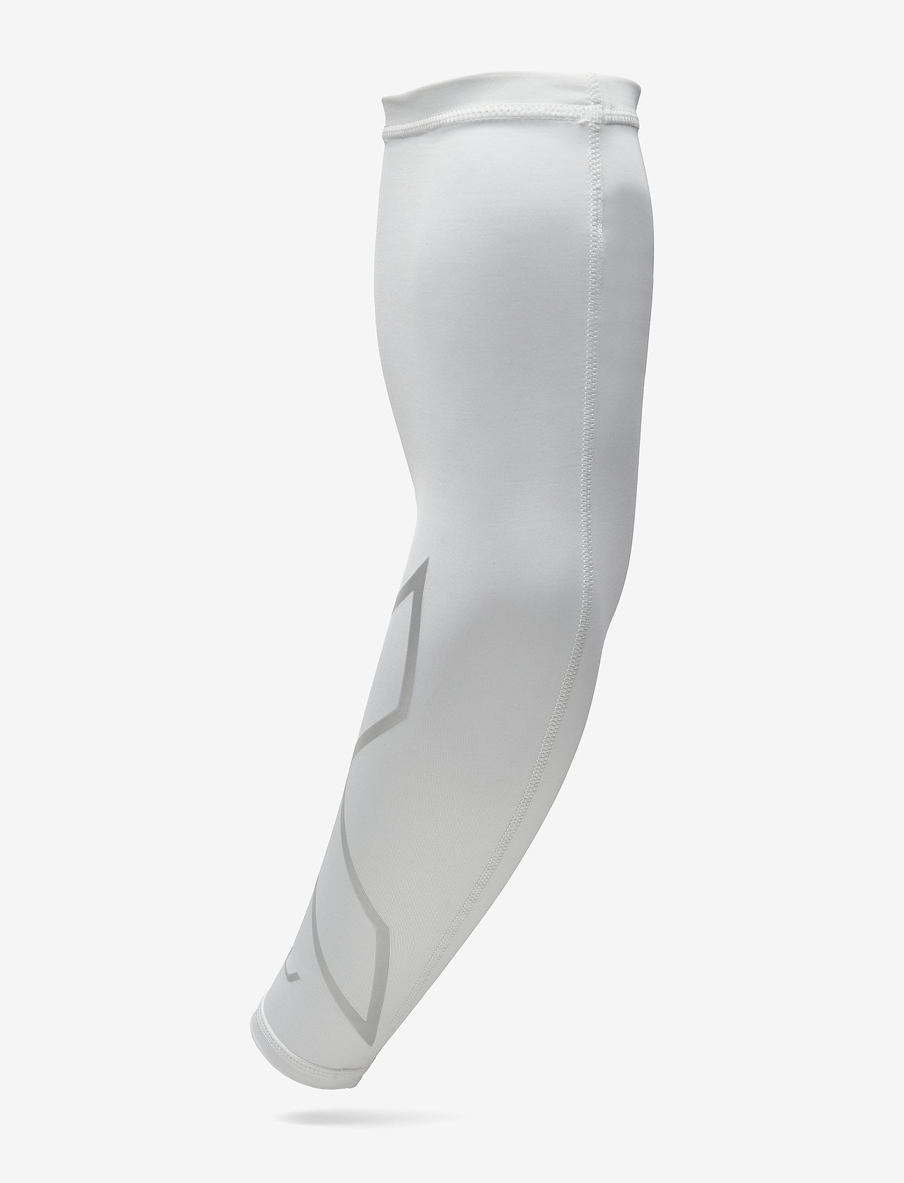 2XU - COMPRESSION ARM GUARD (SINGLE - utrustning - white/silver - 1
