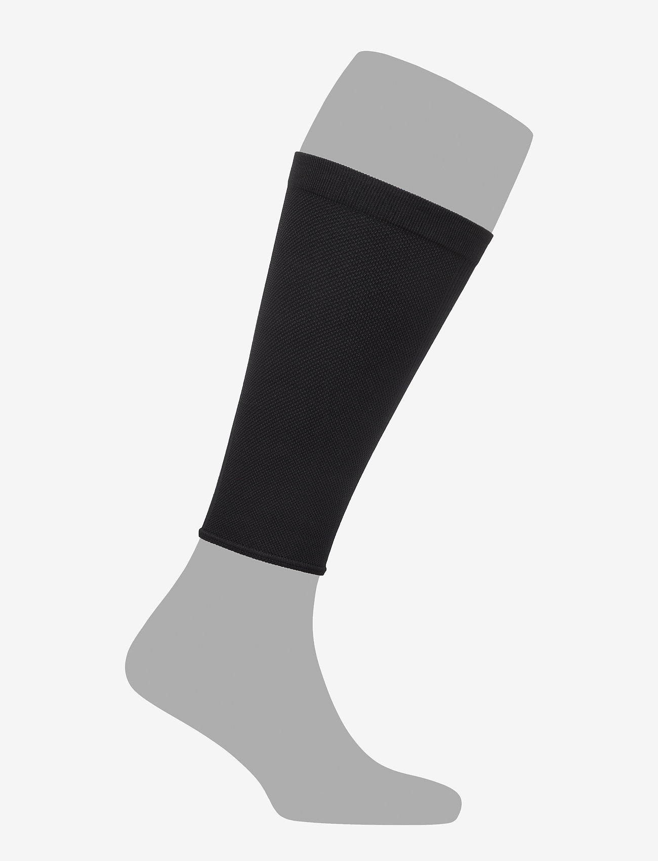 2XU - X COMPRESSION CALF SLEEVES - leg støtte - black/black - 1