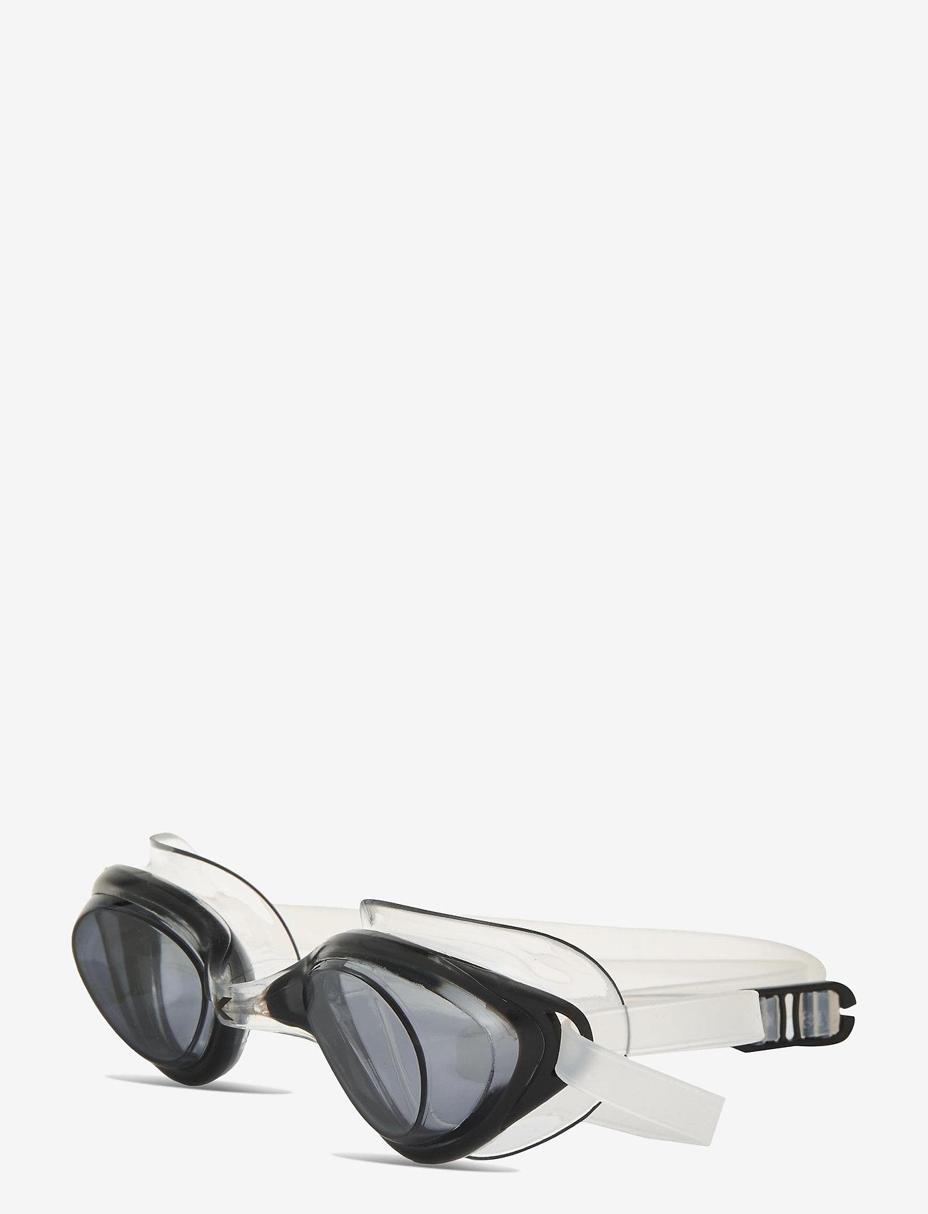 2XU - RIVAL GOGGLE - SMOKE - bril - black/clear - 1