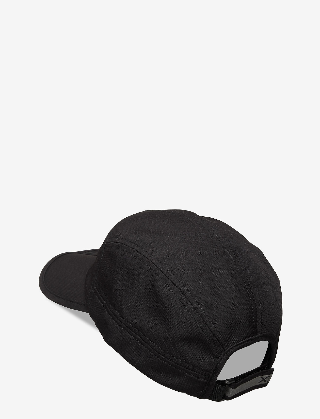 2XU - PACKABLE RUN CAP - petten - black/silver reflective - 1