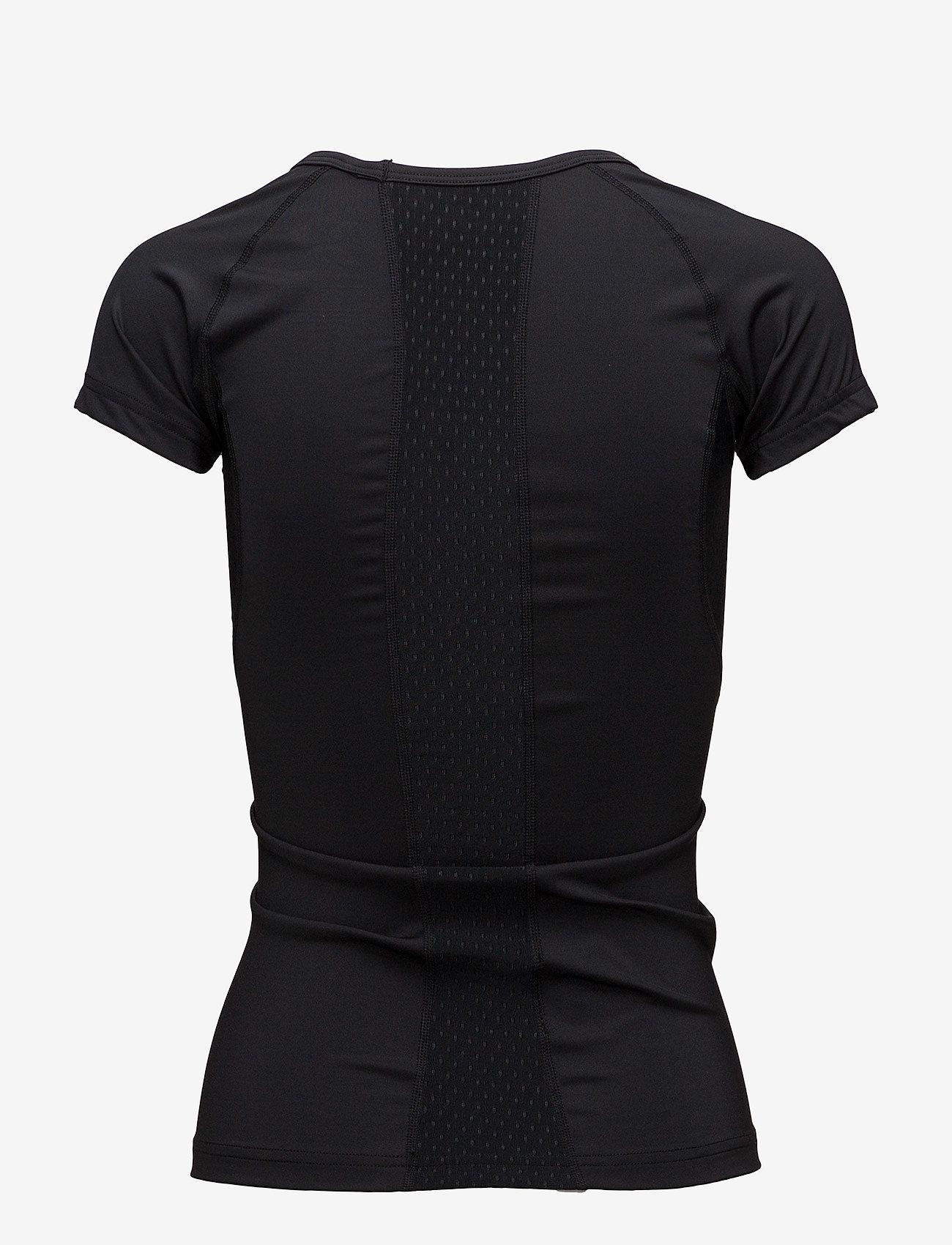 2XU - Compression S/S Top-W - t-shirts - black/black - 1