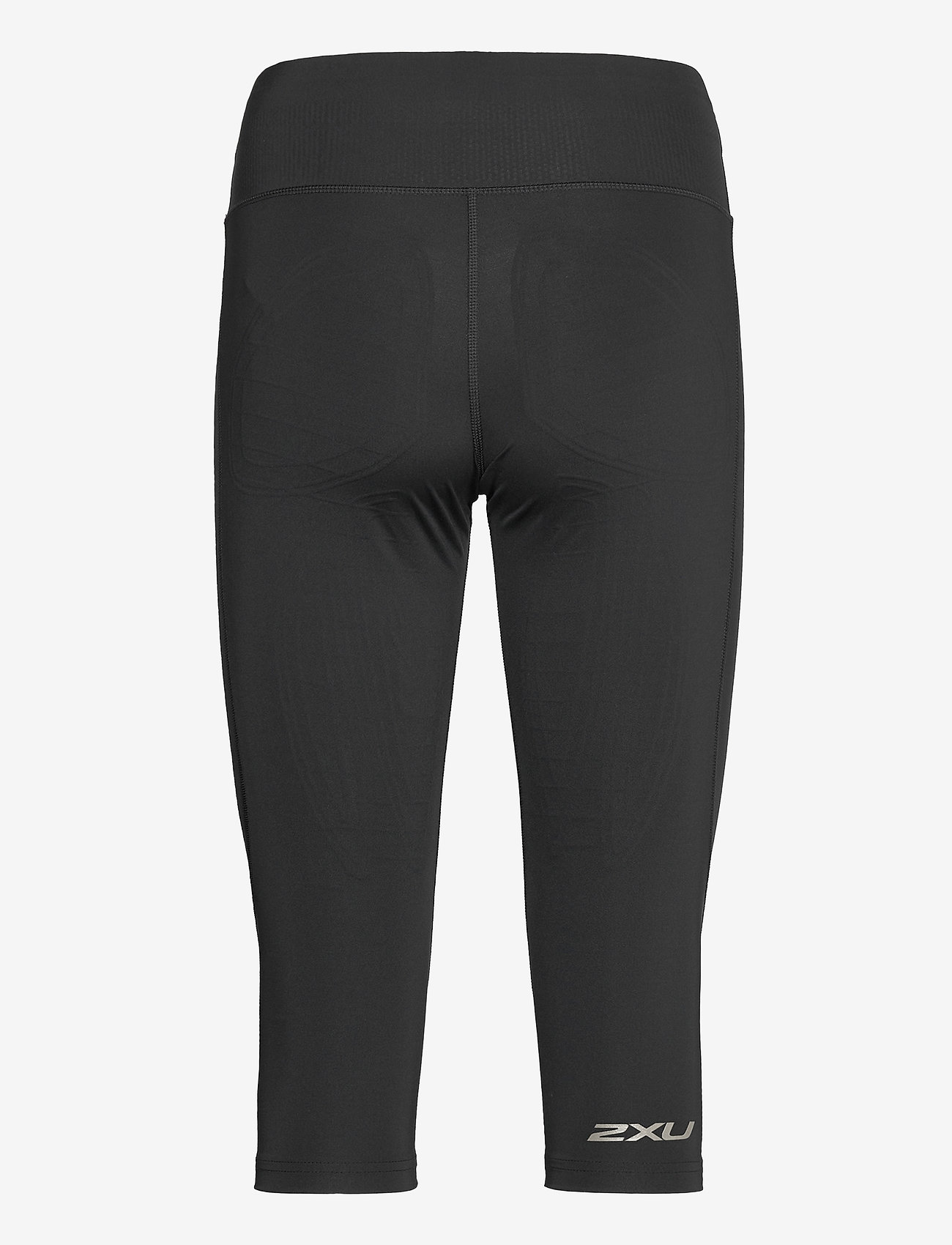 2XU - FORCE MID-RISE COMPRESSION 3/ - sportleggings - black/gold - 1