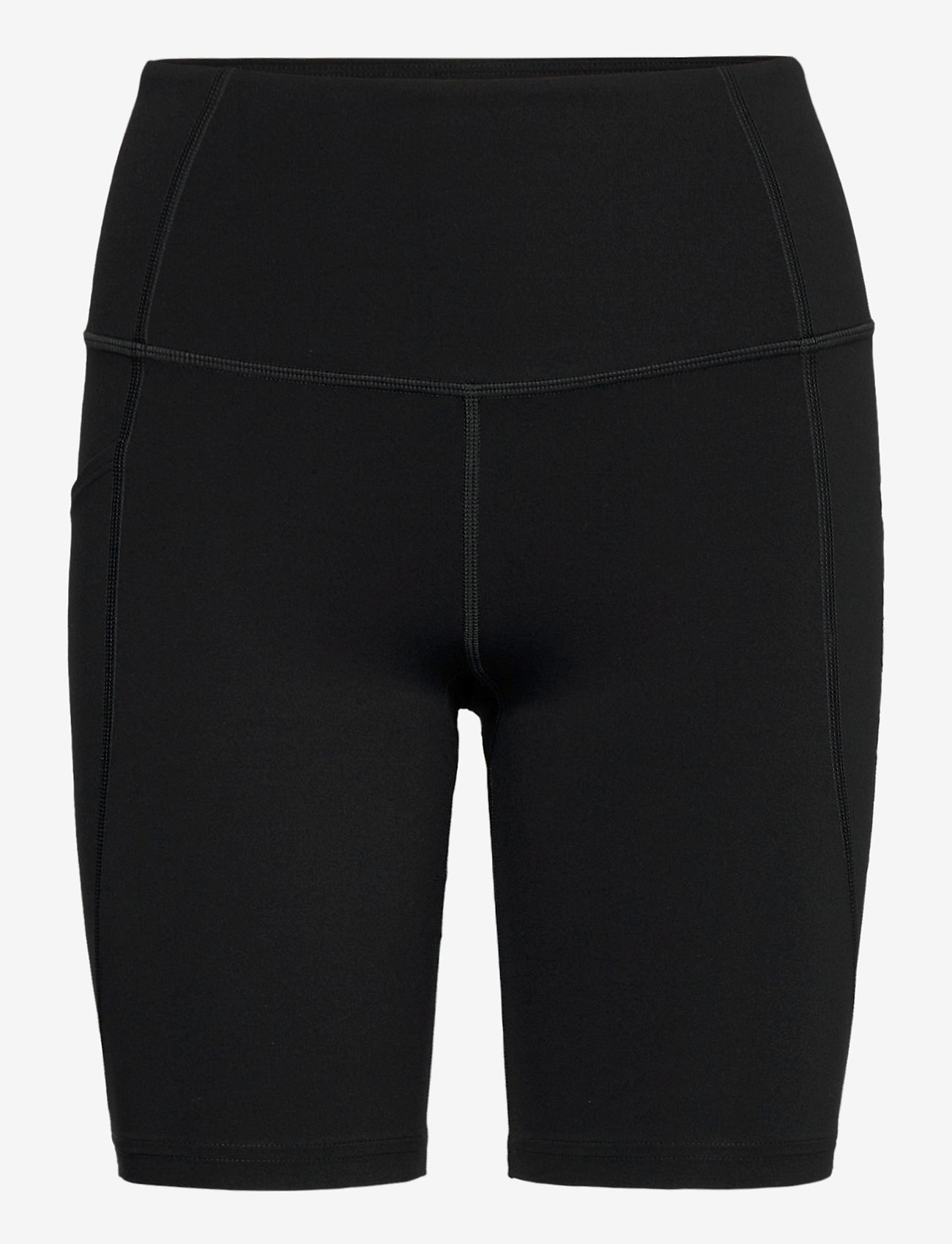 2XU - FORM STASH HI-RISE BIKE SHORT - training korte broek - black/black - 0