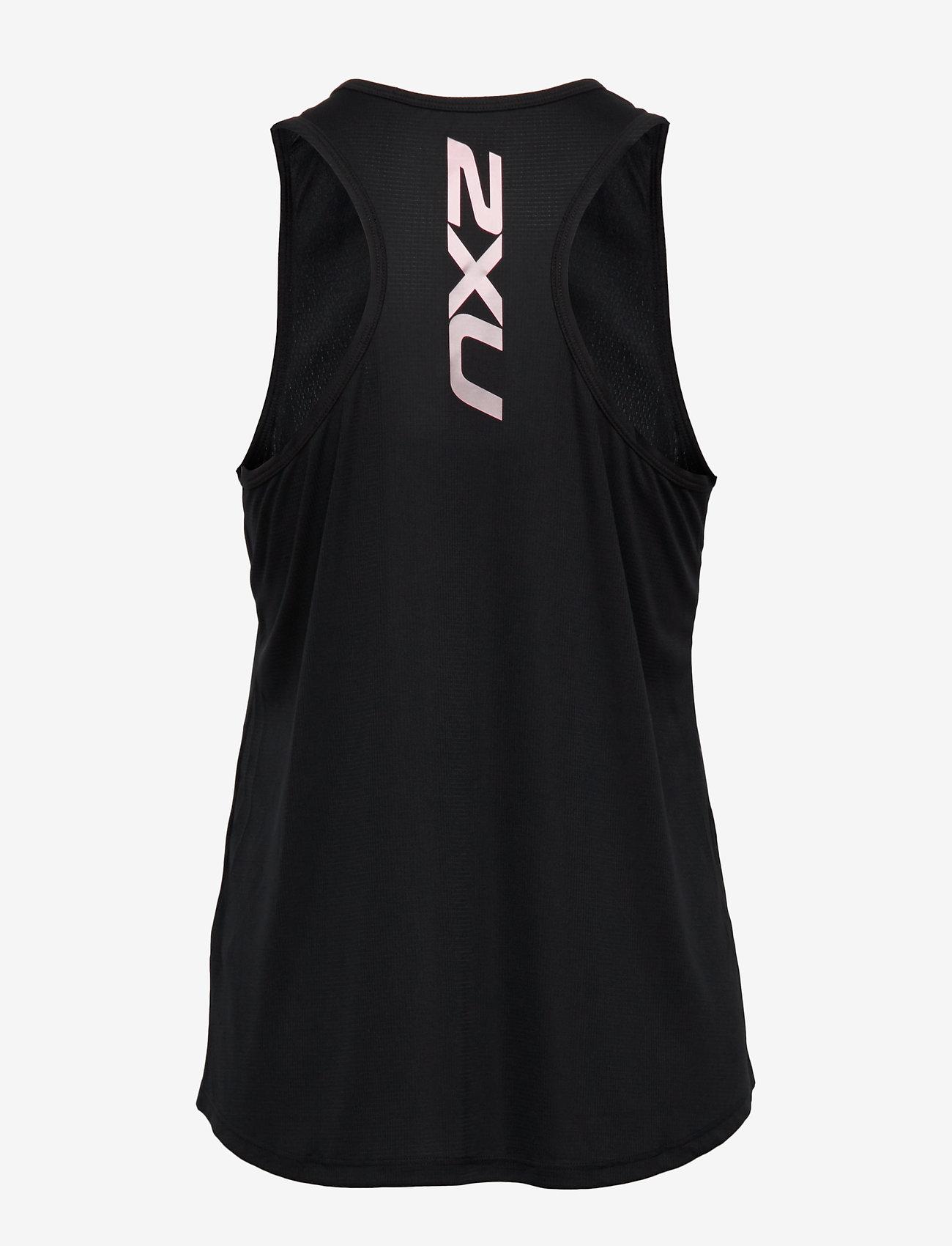 Xvent G2 Racer Singlet-w (Black/multi Colour Reflective) - 2XU qk0UTB