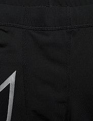 2XU - CORE COMPRESSION TIGHTS - løbe- og træningstights - black/silver - 4