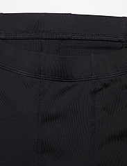 2XU - Run Comp Tights w/Back Storage-M - juoksu- & treenitrikoot - black/black reflective - 4