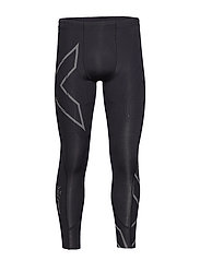 LIGHT SPEED COMPRESSION TIGHT - BLACK/ BLACK REFLECTIVE