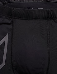 2XU - LIGHT SPEED COMPRESSION TIGHT - løbe- og træningstights - black/ black reflective - 4