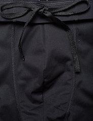 2XU - Wind Defence Comp Tights - running & training tights - black/silver lightbeams reflec - 3