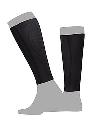 LIGHT SPEED COMPRESSION CALF - BLACK/GOLD