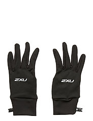 Run Glove - BLACK/SILVER