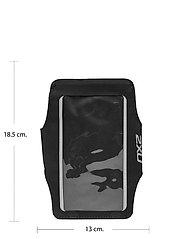 2XU - RUN ARM BAND - sportartikelen - black/black - 3