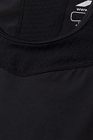 2XU - Compression S/S Top-W - t-shirts - black/black - 2