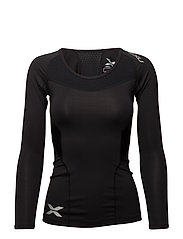Compression L/S Top-W - BLACK/BLACK