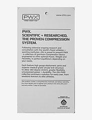 2XU - Prenatal Maternity Comp Tights-W - sportleggings - black/silver - 3