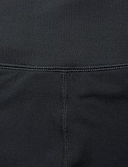 2XU - MOTION HI-RISE COMPRESSION TI - sportleggings - black/silver x logo - 4