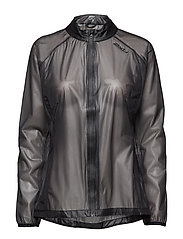 HEAT Packable Membrane Jacket - BLACK/BLACK