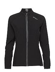 X-VENT Run Jacket-W - BLACK/BLACK