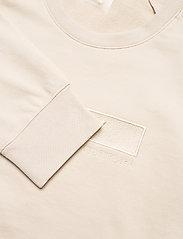 2XU - FORM CROP CREW - sweatshirts - oatmeal/oatmeal - 2