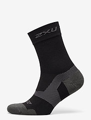 2XU - VECTR MERINO LIGHT CUSHION CR - kousen - black/titanium - 0