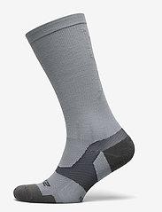 2XU - VECTR MERINO LIGHT CUSION FUL - kousen - grey/grey - 0