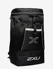 2XU - TRANSITION BAG - trainingstassen - black/black - 2