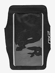 2XU - RUN ARM BAND - sportartikelen - black/black - 0