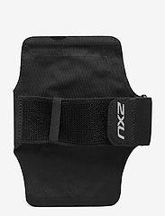 2XU - RUN ARM BAND - sportartikelen - black/black - 1