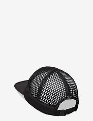 2XU - LIGHT SPEED TRUCKER - flat caps - black/finish lines white - 1