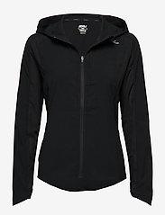2XU - XVENT Run Jacket-W - sports jackets - black/silver reflective - 0