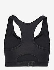 2XU - MOTION RACERBACK CROP - sport bras: medium - black/botanical - 1