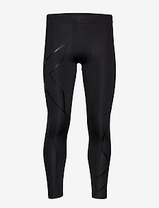 CORE COMPRESSION TIGHTS - juoksu- & treenitrikoot - black/nero