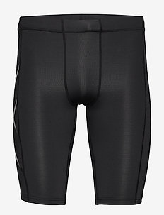 CORE COMPRESSION SHORTS - training korte broek - black/nero