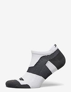 VECTR ULTRALIGHT NO SHOW SOCK - kousen - white/grey