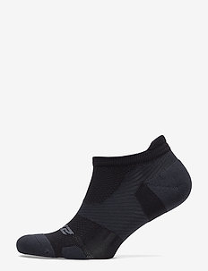 Vectr LightCush NoShow Sock-U - BLACK/TITANIUM