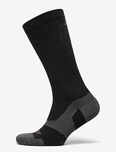 VECTR MERINO LIGHT CUSION FUL - kousen - black/titanium