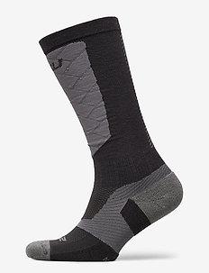 VECTR ALPINE COMPRESSION SOCK - sockor - black/titanium
