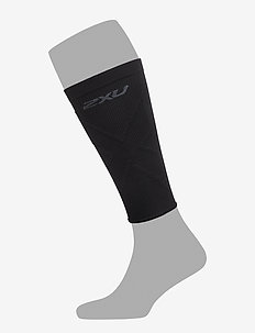 X-Compression Calf Sleeves-U - BLACK/BLACK