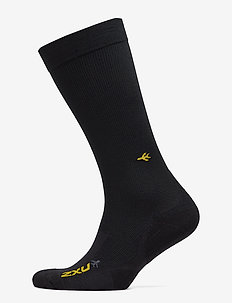FLIGHT Compression Socks-U - BLACK/BLACK