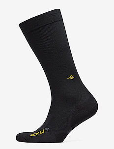 FLIGHT COMPRESSION SOCKS - overige accessoires - black/black