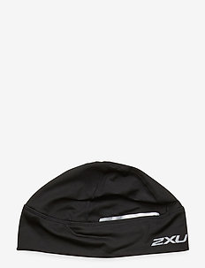 RUN BEANIE - hats - black/black