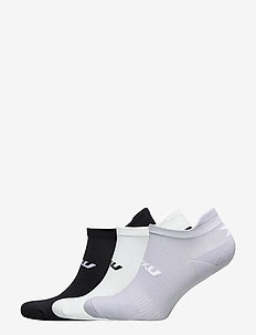 Ankle Sock 3 Pack-U - THREE/COLOUR