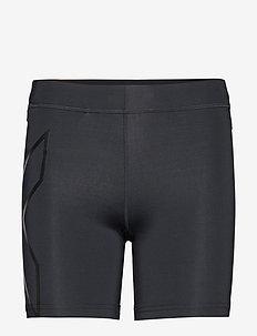 Compression 5 inch Shorts-W - BLACK/NERO