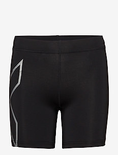CORE COMPRESSION 5 INCH SHORT - träningsshorts - black/silver